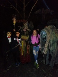 Markallus attended Netherworld Haunted House - Good for Specific Days Only - Please Read Below on Oct 7th 2018 via VetTix