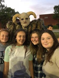 Heather attended Netherworld Haunted House - Good for Specific Days Only - Please Read Below on Oct 7th 2018 via VetTix