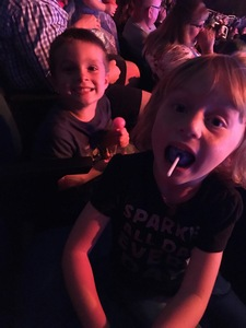 Tarah attended Disney on Ice Presents Mickey's Search Party on Sep 9th 2018 via VetTix