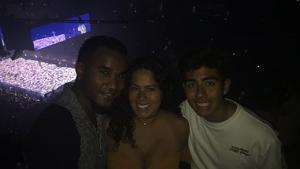 Daniela attended Drake on Sep 9th 2018 via VetTix