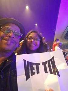 Mark attended Drake on Sep 9th 2018 via VetTix