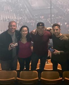 Joseph attended Drake on Sep 9th 2018 via VetTix