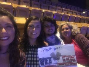 Michael attended Drake on Sep 9th 2018 via VetTix