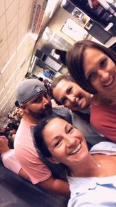 Heidi attended Drake on Sep 9th 2018 via VetTix