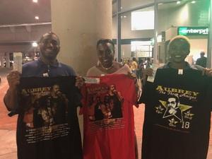 Adrienne attended Drake on Sep 9th 2018 via VetTix