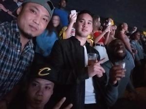 Kelly attended Drake on Sep 9th 2018 via VetTix