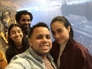 Jorge attended Drake on Sep 9th 2018 via VetTix