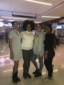 Nathalia attended Drake on Sep 9th 2018 via VetTix
