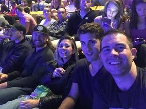 PATRICK attended Drake on Sep 9th 2018 via VetTix