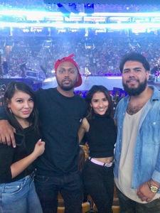 Aaron attended Drake on Sep 9th 2018 via VetTix