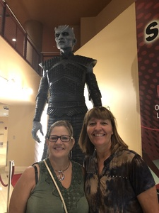 LuAnn attended Game of Thrones Live Concert Experience on Sep 12th 2018 via VetTix