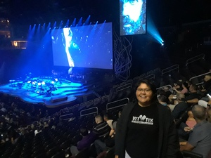 Kaisa attended Game of Thrones Live Concert Experience on Sep 12th 2018 via VetTix