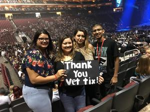 Cris attended Game of Thrones Live Concert Experience on Sep 12th 2018 via VetTix