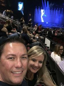 Christina attended Game of Thrones Live Concert Experience on Sep 12th 2018 via VetTix