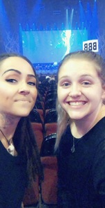Caryanne attended Game of Thrones Live Concert Experience on Sep 12th 2018 via VetTix