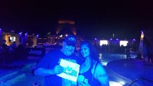 Dominick attended Bring Your Army Tour ORGY with Motograter, Brand of Julez & the Crowned on Sep 22nd 2018 via VetTix