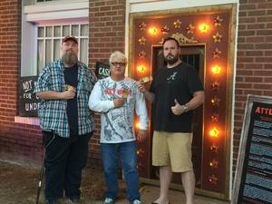 Lonnie attended Carpenter's Mortuary Spook House - Good for the 5th or 6th Only. on Oct 5th 2018 via VetTix