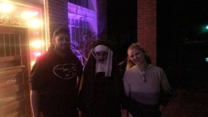 Edgar attended Carpenter's Mortuary Spook House - Good for the 5th or 6th Only. on Oct 5th 2018 via VetTix