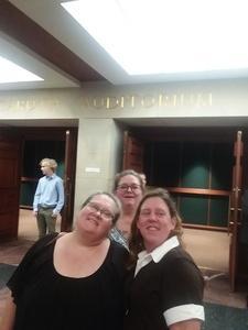 Stephanie attended Meadows Symphony Orchestra on Sep 21st 2018 via VetTix