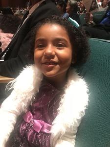 kelvin attended Meadows Symphony Orchestra on Sep 21st 2018 via VetTix
