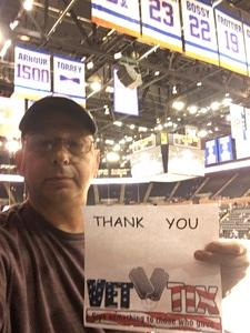 Andrew attended New York Islanders vs. Philadelphia Flyers - NHL on Sep 16th 2018 via VetTix