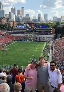 Charles attended Georgia Tech vs. Clemson - NCAA Football on Sep 22nd 2018 via VetTix