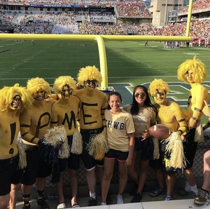 Stephen attended Georgia Tech vs. Clemson - NCAA Football on Sep 22nd 2018 via VetTix