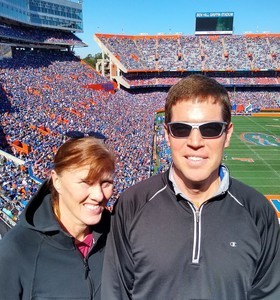 Gary attended Florida Gators vs. Idaho Vandals - NCAA Football on Nov 17th 2018 via VetTix