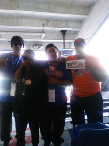 Carl attended Florida Gators vs. Idaho Vandals - NCAA Football on Nov 17th 2018 via VetTix