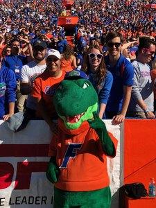 Jason attended Florida Gators vs. Idaho Vandals - NCAA Football on Nov 17th 2018 via VetTix