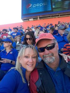 John attended Florida Gators vs. Idaho Vandals - NCAA Football on Nov 17th 2018 via VetTix