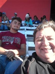 Pamela attended Florida Gators vs. Idaho Vandals - NCAA Football on Nov 17th 2018 via VetTix