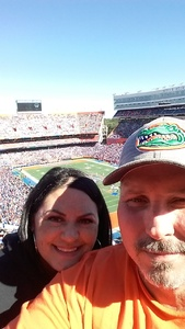 TERRY attended Florida Gators vs. Idaho Vandals - NCAA Football on Nov 17th 2018 via VetTix