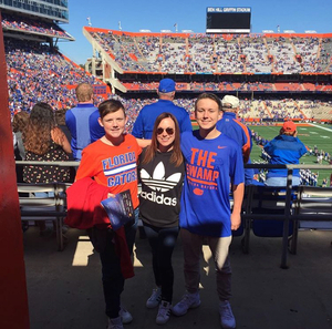 Bryan attended Florida Gators vs. Idaho Vandals - NCAA Football on Nov 17th 2018 via VetTix