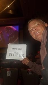 Craig attended Get The Led Out - 18+ on Oct 6th 2018 via VetTix