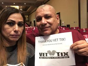 Ramon attended Get The Led Out - 18+ on Oct 6th 2018 via VetTix