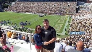 Doug attended Georgia Tech vs. Duke - NCAA Football on Oct 13th 2018 via VetTix