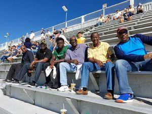 Calvin attended Georgia Tech vs. Duke - NCAA Football on Oct 13th 2018 via VetTix