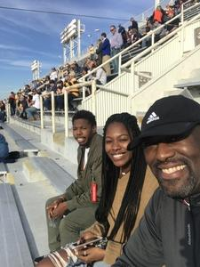 odell attended Georgia Tech vs. Virginia - NCAA Football on Nov 17th 2018 via VetTix