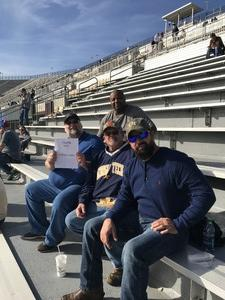 Marvin attended Georgia Tech vs. Virginia - NCAA Football on Nov 17th 2018 via VetTix