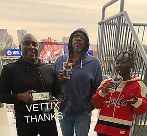Leonard attended Georgia Tech vs. Virginia - NCAA Football on Nov 17th 2018 via VetTix