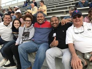 Darrrick attended Georgia Tech vs. Virginia - NCAA Football on Nov 17th 2018 via VetTix