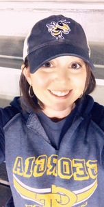 Alecia attended Georgia Tech vs. Virginia - NCAA Football on Nov 17th 2018 via VetTix
