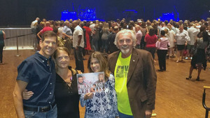 Joey attended Sting & Shaggy the 44/876 Tour - Ga Reserved Seats on Sep 19th 2018 via VetTix