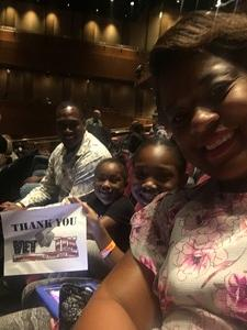 Cashenna attended Sting & Shaggy the 44/876 Tour - Ga Reserved Seats on Sep 19th 2018 via VetTix