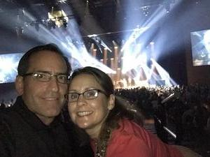 Brian attended Sting & Shaggy the 44/876 Tour - Ga Reserved Seats on Sep 19th 2018 via VetTix