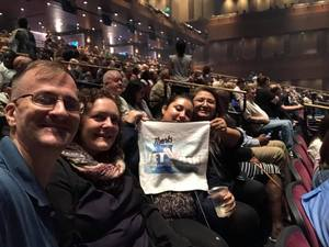 Mike attended Sting & Shaggy the 44/876 Tour - Ga Reserved Seats on Sep 19th 2018 via VetTix