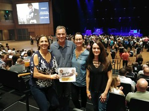 Holly attended Sting & Shaggy the 44/876 Tour - Ga Reserved Seats on Sep 19th 2018 via VetTix