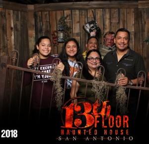 Jessie attended 13th Floor Austin - Good for 9/22 Only on Sep 22nd 2018 via VetTix