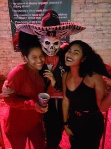 Julio attended 13th Floor Austin - Good for 9/22 Only on Sep 22nd 2018 via VetTix